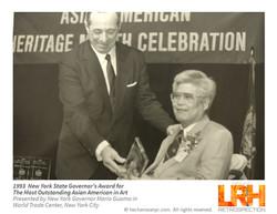1993 Governor's State Award