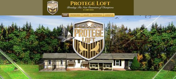 Protege Loft Web Design