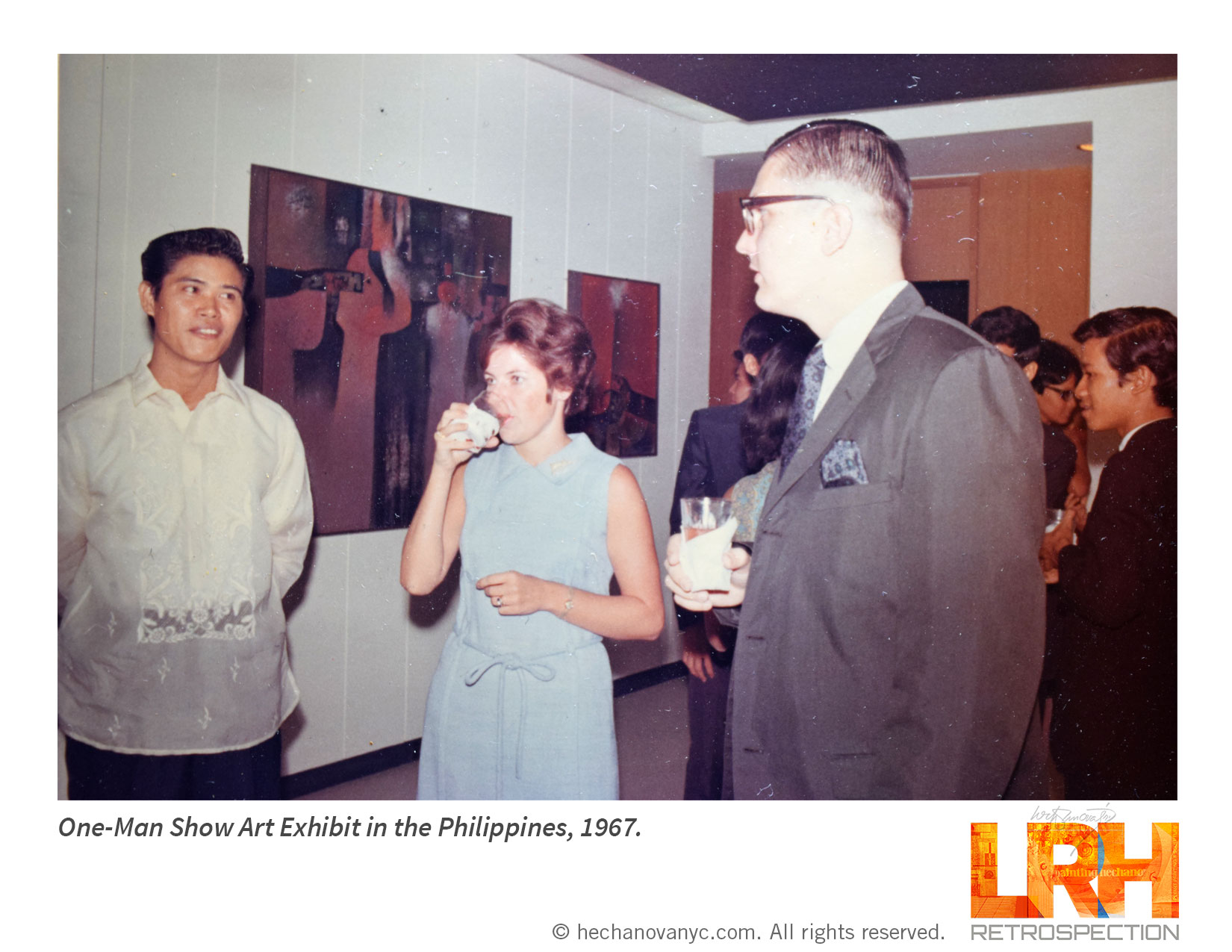 1967-One-Man Show Philippines