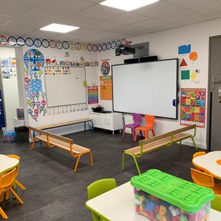 Salle de classe