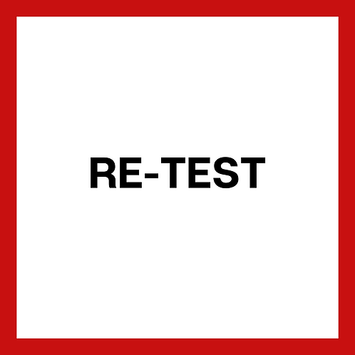 Re-take Your Class Exam ($15)