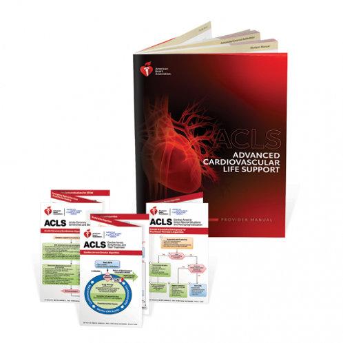 AHA ACLS Provider Manual (Class Text Book)