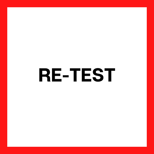 Re-take Your Class Exam ($10)
