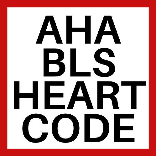 AHA BLS HeartCode (Blended Learning)