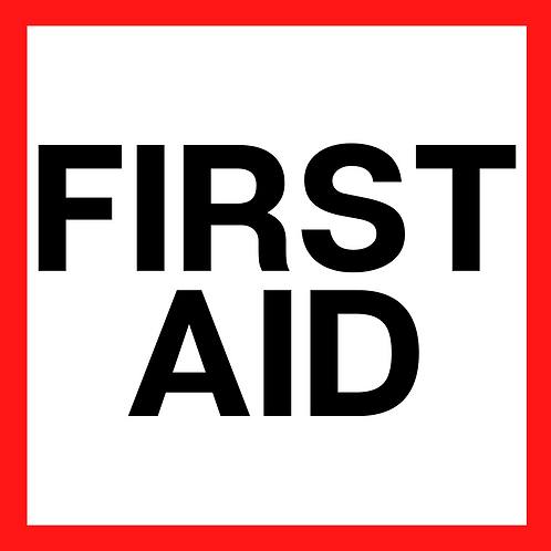 Basic First Aid *Required for Childcare & Healthcare, Recommended for everyone )