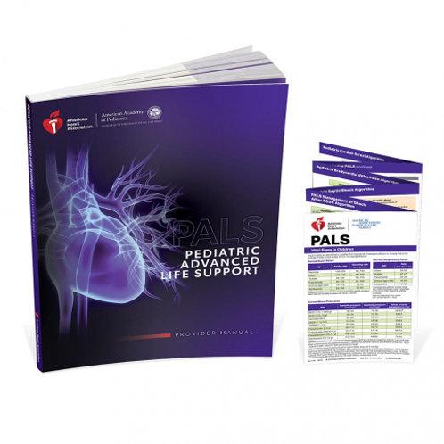AHA PALS Provider Manual (Class Text Book)