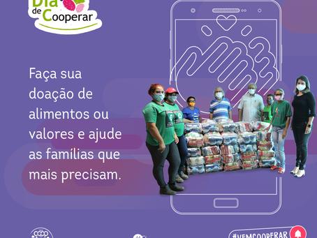 Núcleo do Cooperativismo do Alto Uruguai prevê arrecadar 14 toneladas de alimentos