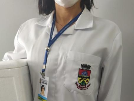 Prefeitura alerta sobre identificação de vacinadores da Covid-19