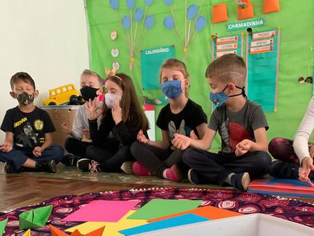EMEI Bôrtolo Balvedi desenvolve projeto que busca o interesse das crianças
