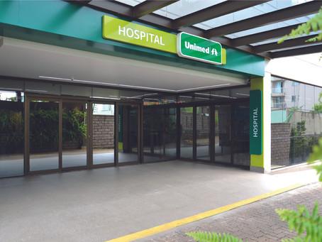 Hospital Unimed Erechim completa três anos