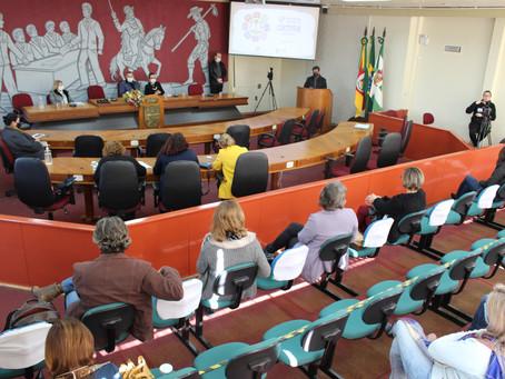 Sistema Municipal de Cultura em debate na 4ª Conferência Municipal de Cultura de Erechim