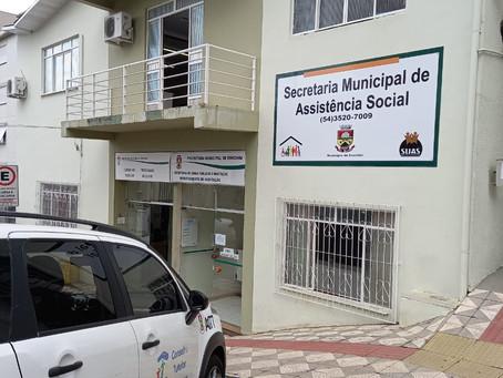 Secretaria de Assistência Social de Erechim atualiza e realiza o cadastro no CadÚnico