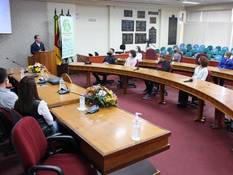 Unidades de conservação é tema da Semana de Meio Ambiente em Erechim