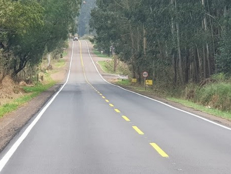 Concluída recuperação da ERS-211, no Alto Uruguai