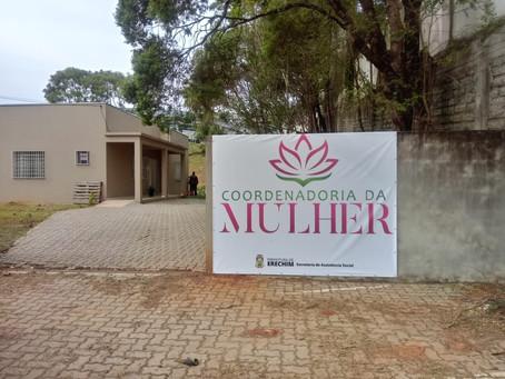 Coordenadoria da Mulher inicia atividades no dia 27 de abril em Erechim
