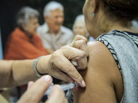 Prefeitura alerta sobre vacinação contra a Influenza H1N1