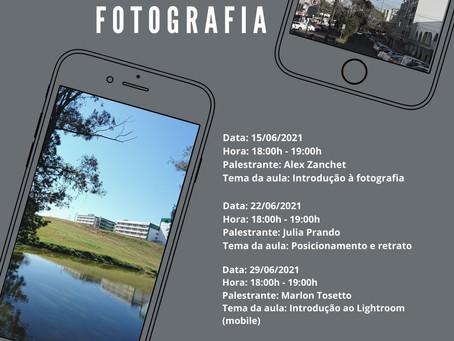 UFFS promove curso gratuito de fotografia