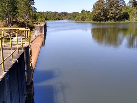 Ager alerta para necessidade de economizar água