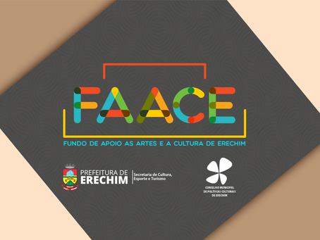 Confira os projetos habilitados e a serem regularizados no FAACE
