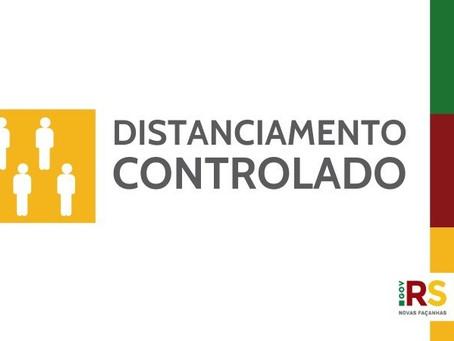 Governo publica decretos com novas restrições para combate à pandemia no RS