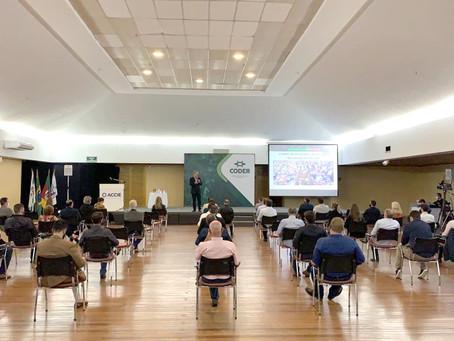 Palestra sobre Governança Colaborativa teve como foco sensibilizar entidades e pessoas