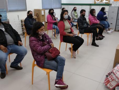 Secretaria de Assistência Social oferece apoio para quem procura oportunidades de trabalho