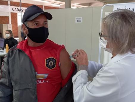 Erechim abre vacinação para novos grupos a partir dessa quinta-feira
