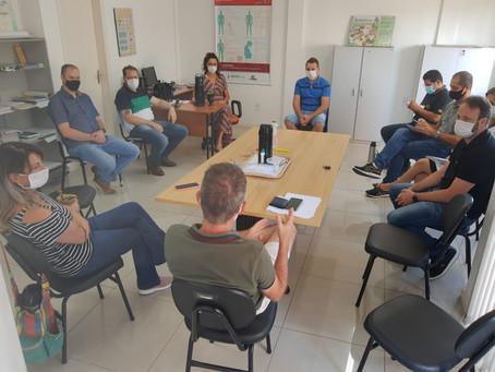 Equipes técnicas definem estratégias de ação para Bandeira Preta em Erechim