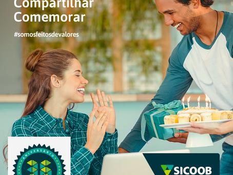 Sicoob Crediauc comemora 36 anos de história