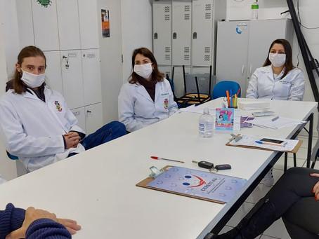 CEREST Alto Uruguai realiza visitas nas Unidades Básicas de Saúde de Erechim