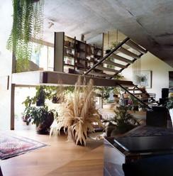 escada de concreto modalda em fiberglass