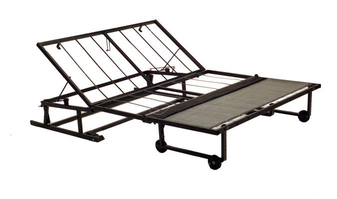 estrutura sofá-cama