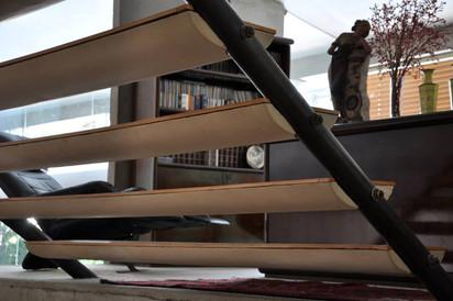 escada de concreto modalda no fiberglass