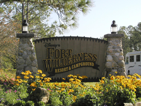 RV Camping at Disney's Fort Wilderness! Activities, tips, and more!
