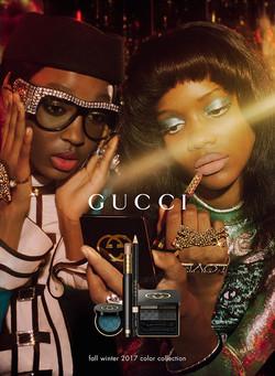 Gucci Beauty FW17