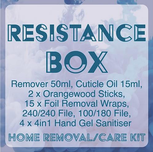 Resistance Removal Kit