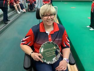 Helen wins DBE Singles Title