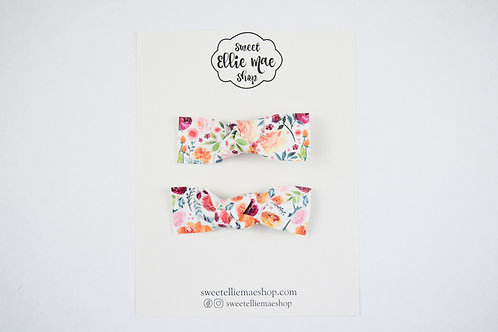 Wildly Lavish | Knotted Bow