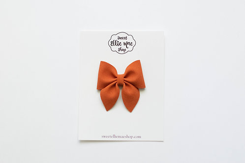 Rusty | Midi Sailor Bow