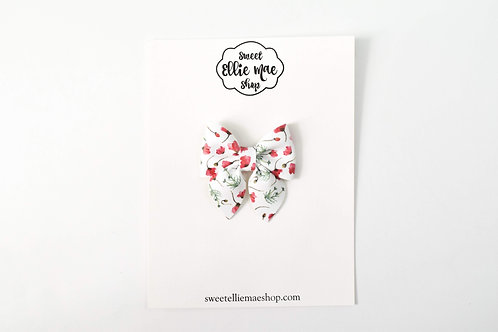 Poppy Fields   Mini Sailor Bows