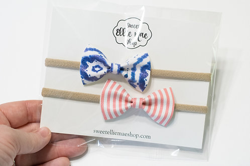 Sweet Mini Bow Set