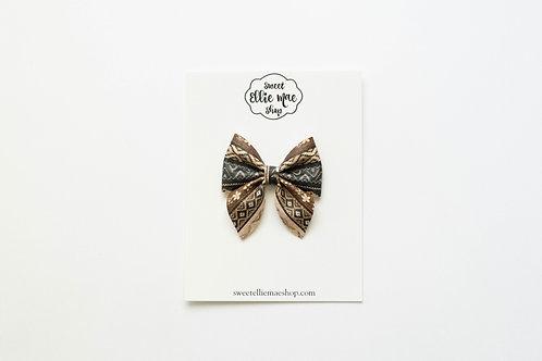 Boho Blanket | Midi Sailor Bow