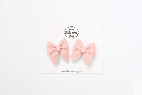 Blush | Mini Sailor Bows