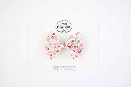 In Bloom | Mini Scalloped Ellie Bow