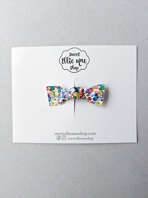Dippin' Dots   Knotted Bow