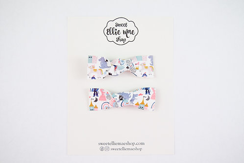 Classic Storybook   Knotted Bow