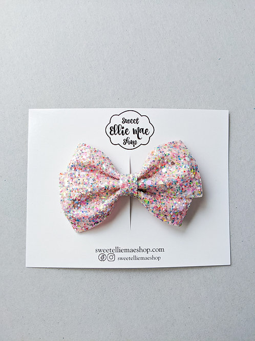 Birthday Sprinkles | Thick Lou Bow