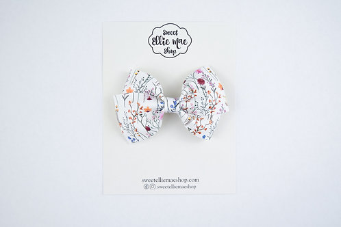Wildflowers | Thick Lou Bow