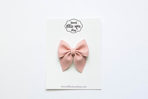 Blush | Midi Sailor Bow