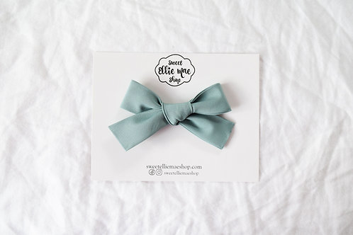 Northern Waters  | Hand-tied Gracie Bow